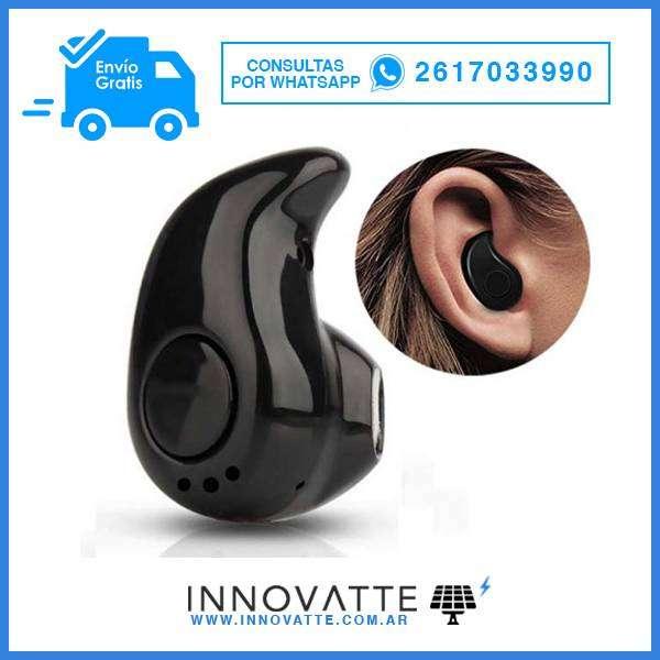 [ENVIO GRATIS] Auricular Bluetooth Con Micrófono Manos Libres 0