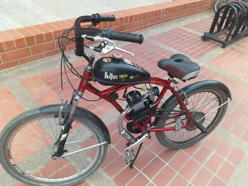 Ciclomotor 80cc 0