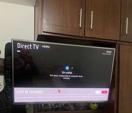"""Televisor 3D LED LG 42"""" (Negociable)"""