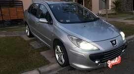 Peugeot 307 hdi premium, EL MÁS FULL DE TODOS. Año 2007, IMPECABLE. Escucho oferta de contado.