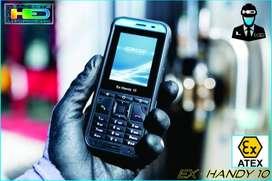 Ex-Handy 10 DZ1 INT  VERSION  INTRINSICAMENTE SEGURO ATEX (Android 8.1 Snapdragon MSM8909  2GB 16GB HED PRO)