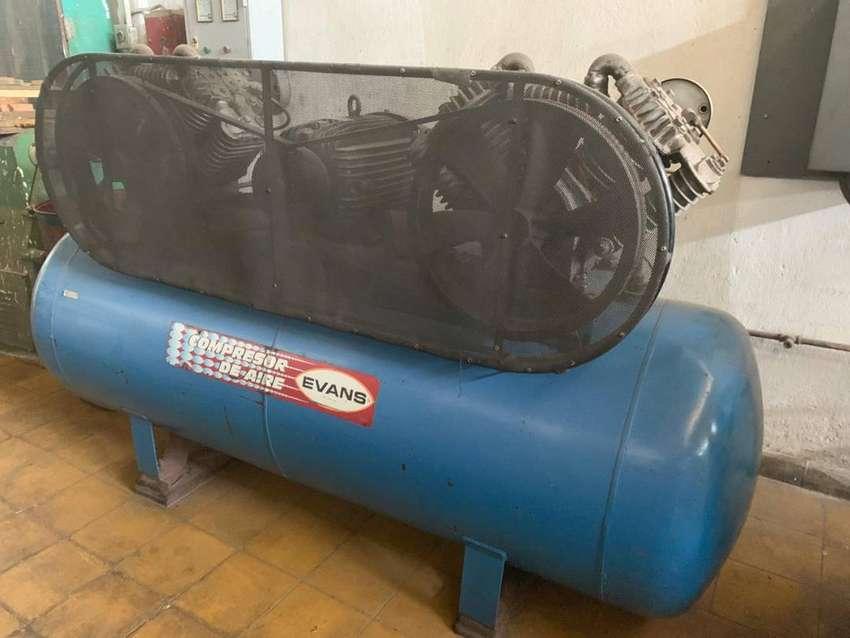 Compresores Mexicanos 1000lb 20 hp 0