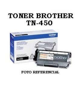 TONER BROTHER TN-450 TN-2370 COMPATIBLES VARIOS MODELOS