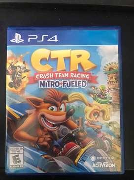 Crash Team Racing: Nitro-Fueled Standard Edition Activision PS4