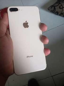 Iphone 8 plus oro rosa sin fallas