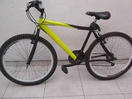Bicicleta (Como nueva)
