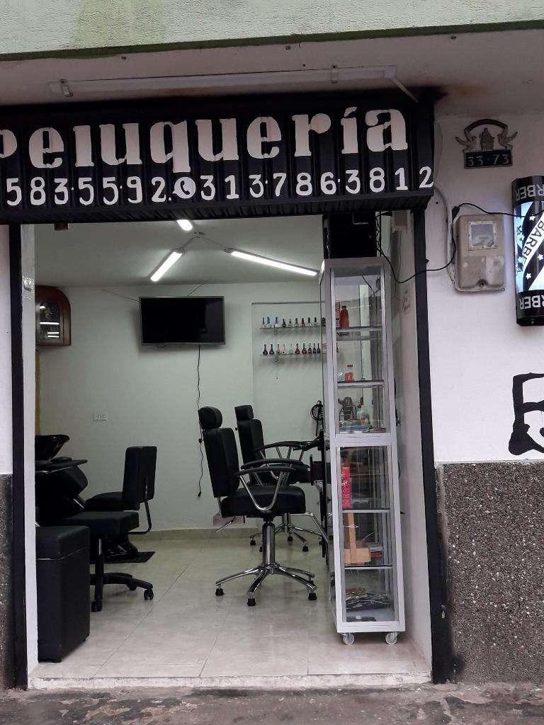 Hermosa Barberia a La Venta 0