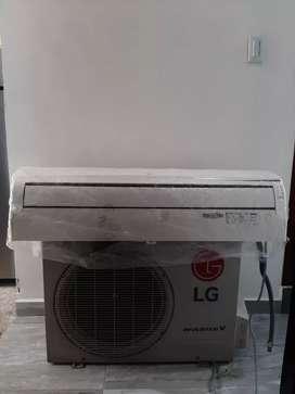 Aire acondicionado inverter 18000 btu