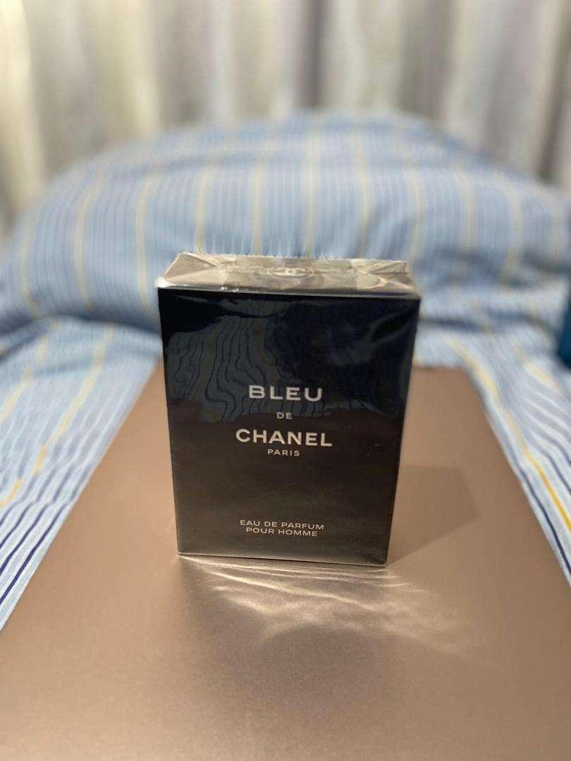 Bleu De Chanel Edp 100 Ml, Batch Code : 2101 0