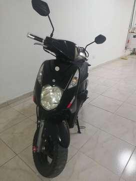 Vendo moto akt dinamic125