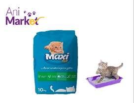 Arena Para Gatos Maxicat 10kg