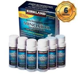Tratamiento Minoxidil para Barba