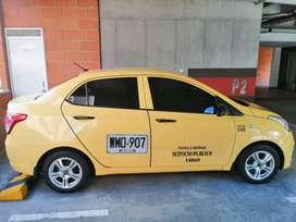 Vendo taxi en muy buen estado muy poso uso