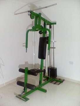Maquina de Ejercicio Multifuncional NUEV