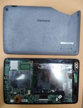 PANTALLA LCD, PLACA ( TARJETA ) DE TABLET ADVANCE AT-3141 - REPUESTOS