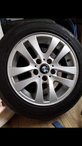 4 llantas completas BMW 323