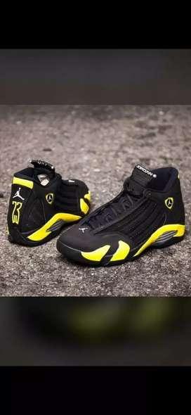 Tenis en bota Nike Jordan Retro 14 caballero