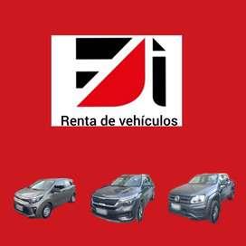 RENTA VEHICULOS  Y SUV