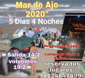 VAMOS A MAR DE AJO 2020