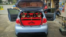 Chevrolet Aveo gt3
