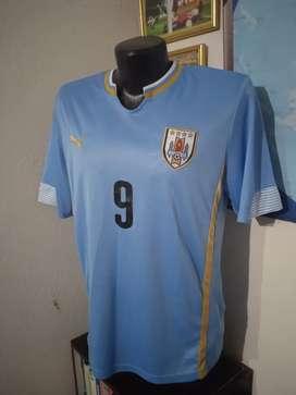 Camiseta original de Uruguay.