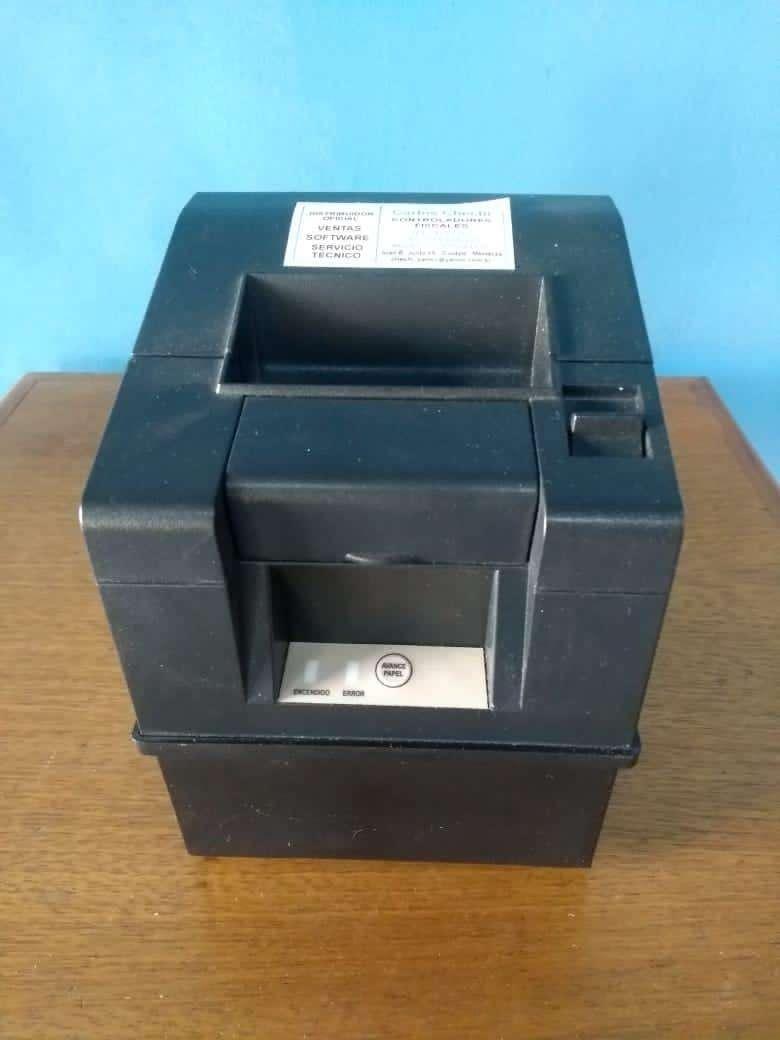 Impresora fiscal DCRAMS GX-9000 0