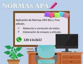 Normas Apa 7ma edición