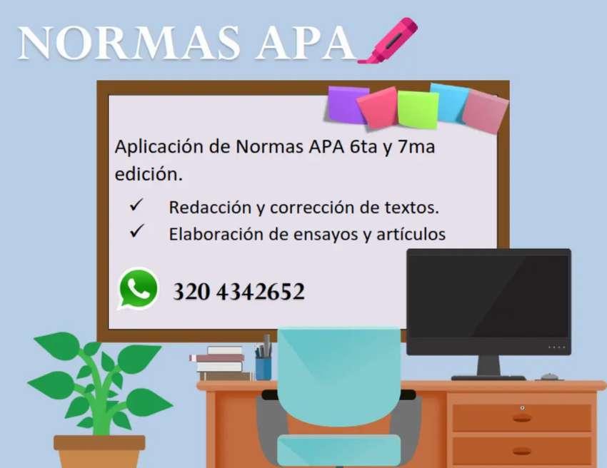 Normas Apa 7ma edición 0