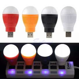 Mini Foco Usb Luz led.