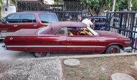 Chevrolet Impala SS convertible 1963