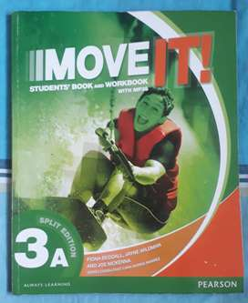 Move it 3A/ libro de Ingles