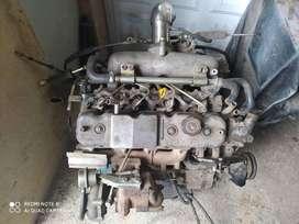 Vendo Motor y Caja JAC 2.7