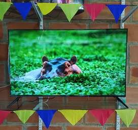 """Televisores de 43"""" Full HD Nuevos Caixun"""
