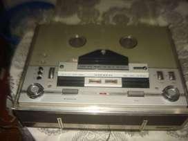 Grabador De Cinta Abierta Grundig Tk341 Deluxe Func No Envio