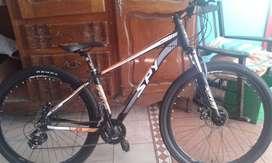 vendo bicicleta mtb rod 29