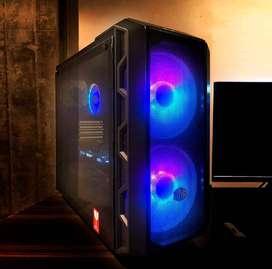 VENDO MASTERCASE Cooler Master H500 ARGB Airflow ATX