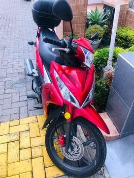 Vendo Moto 2021 Honda Wave 110 S