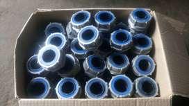 """(CASEROS) Lote 33 prensacables de aluminio 1 1/2 """"  . Conextube ¡ LIQUIDO!"""