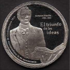 Moneda Bicentenario de Cundinamarca