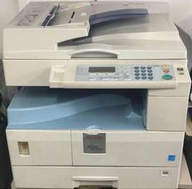 Fotocopiadora y scanner