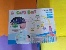Vendo movil musical para cuna de bebe (crib bell) en estado nuevo