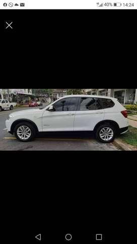 VENDO CAMIONETA BMW X3