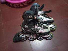 Patines extendibles