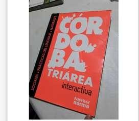 Libro CORDOBA TRIAREA INTERACTIVA KAPELUZ