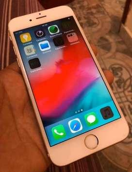 IPhone 6 Dorado 16Gb Libre