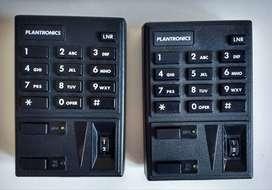 Equipos para call center - Telefono Manos Libres Plantronics Sp-04  Marikondeando
