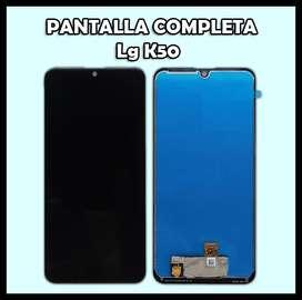 Pantalla Lg K50