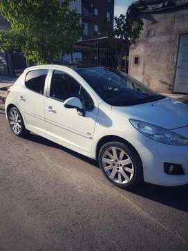 Vendo 207 GTI impecable