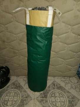Saco Box 110 Cm de Alto con Relleno