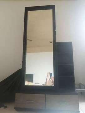 Tocador de cuarto espejo